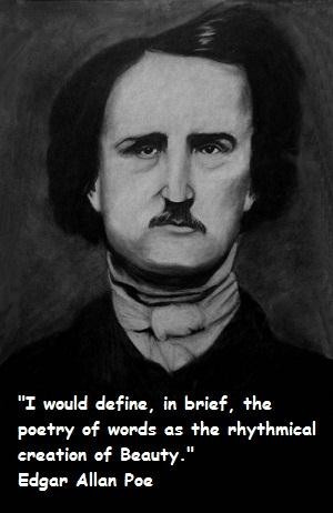 Edgar allan poe famous quotes 3
