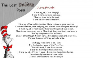 Funny Dr Seuss Poems