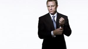 Daniel Wroughton Craig In Black Suit Images, Pictures, Photos, HD ...
