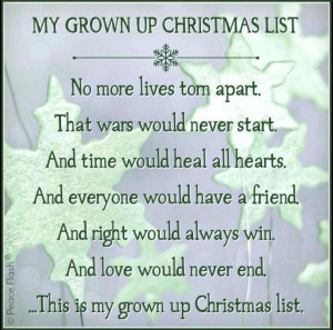 December Christmas Quotes And Sayings ~ Quotes and Sayings: December ...