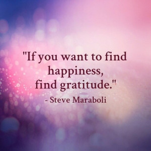 happiness and gratitude quotes