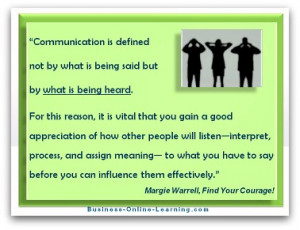 Business Quotes About Communication ~ Communication Quotes