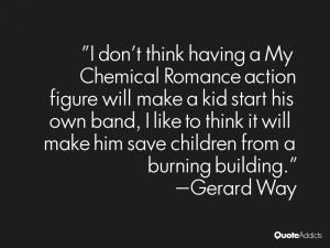 Gerard Way Quotes