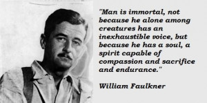 William faulkner famous quotes 3