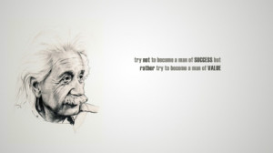 quotes saying albert einstein scientists wise life simple wisdom ...