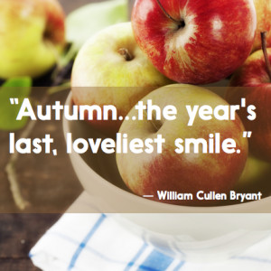 Fall is the New Spring and Other Great Fall Quotes