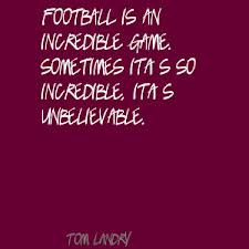 Quote of the Century About My Favorite Sports
