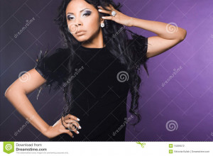 download this Mulatto Woman Violet picture