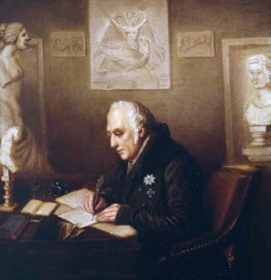 Wilhelm von Humboldt, one of the great minds of the 19th Century ...