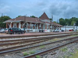 Tuscaloosa, AL Southern Rwy. Depot