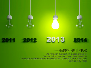 Happy New Year 2013 sayings for greeting cards 04