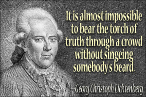 Georg Christoph Lichtenberg Quotes