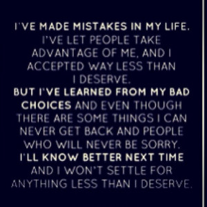 Mistakes & Learning Quote