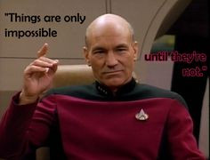 Jean-Luc Picard, Star Trek: The Next Generation - quote from http ...