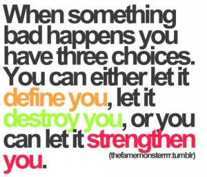 Choose the right one...