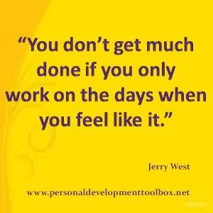 Jerry West Basketball Quotes