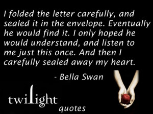 Twilight quotes 281-300 - bella-swan Fan Art