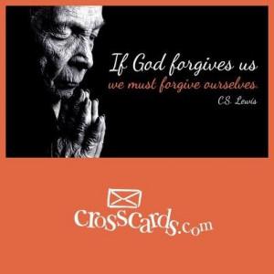 Lewis #forgiveness #faith