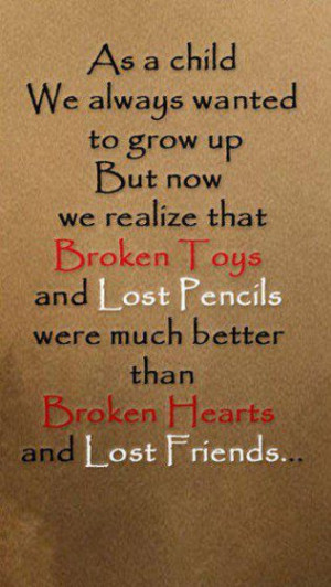 Lost Friendship Quotes, Lost Quotes, Friendship Quotes
