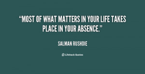 what matters in life quotes source http quotes lifehack org quote ...