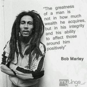 ... those around him positively.