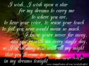 Bereavement poems