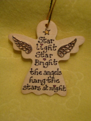 -angel-wooden-hanger-signstar-light-star-bright-the-angels ...