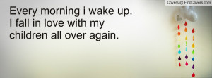 wake up every morning quotes facebook covers quotesgram