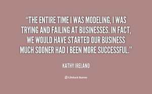 Quotes About Modeling