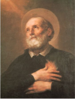 St. Philip Neri and His devotion to God.....