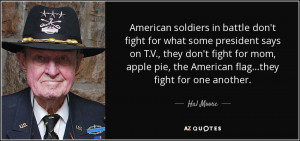 Hal Moore Quotes