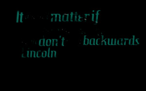 You Dont Matter Quotes