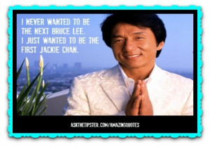 Jackie Chan... Jackie Channing, Inspiration Videos, Inspiration Quotes ...