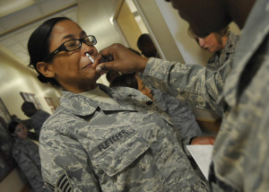 The Army Has Issued Anti-Suicide Nasal Spray