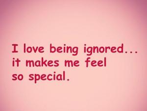 Ignore # quote