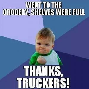 So, to kick off National Truck Driver Appreciation Week (September 14 ...