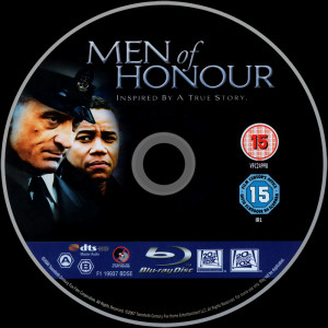 Men Of Honor Poster Men of honor bluray disc image