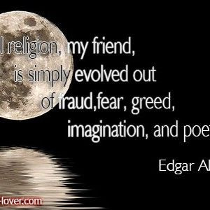 Picture Quote by Edgar Allan Poe