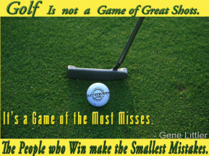 Quotes About Life Golf Quotes And Picture Of The Green Green Grass