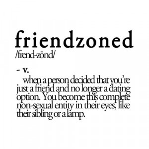 ... friendzone #lamp #forget him #move on #black and white #friend zone