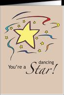 Good Luck On Dance Recital