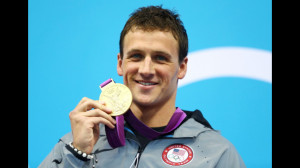 Ryan Lochte, 2012 London Olympics, swimming