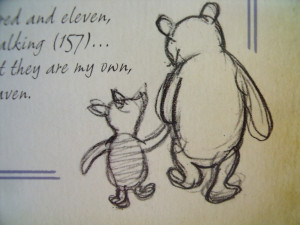Winnie The Pooh Quotes Friends Forever
