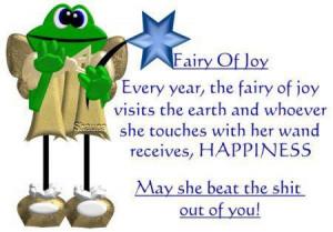 Fairy Of Joy