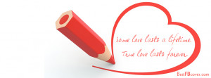 some love facebook timeline profile cover