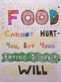 ... disorder will more eating disorders edrecovery affirmations quotes