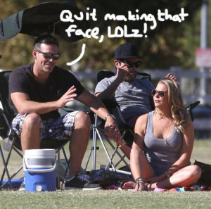 We're SO glad that LeAnn Rimes is feeling much better after that ...
