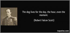 More Robert Falcon Scott Quotes