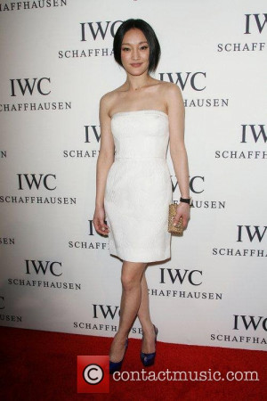 Xun Zhou Picture Iwc Schaffhausen Presents Peter Lindbergh