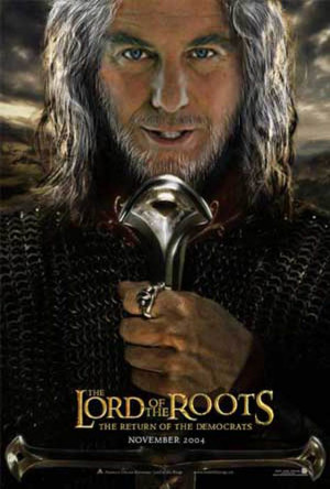 Howard Dean Lord of the Rings